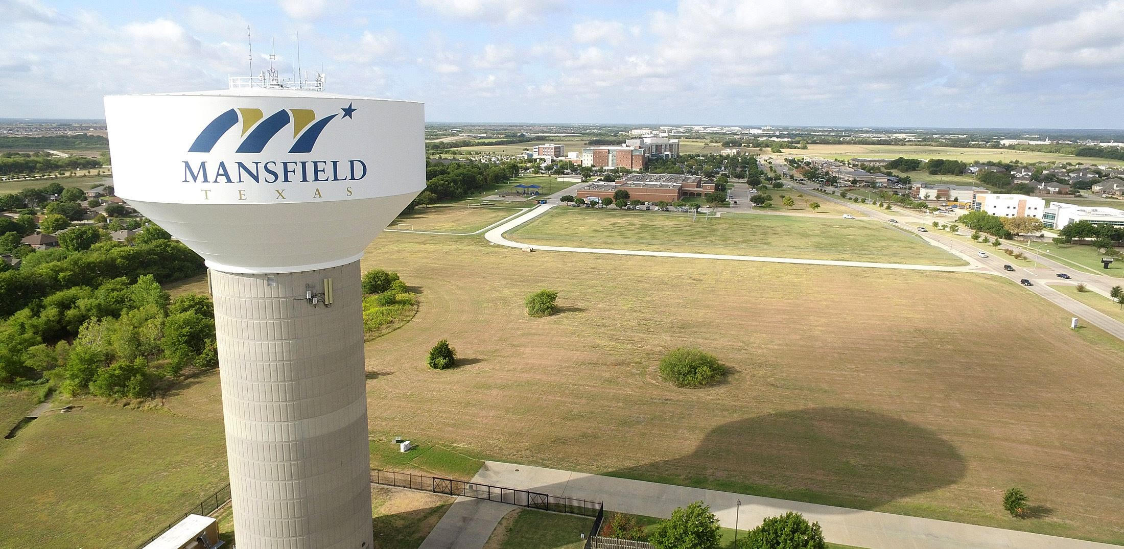 City of Mansfield TX 76063