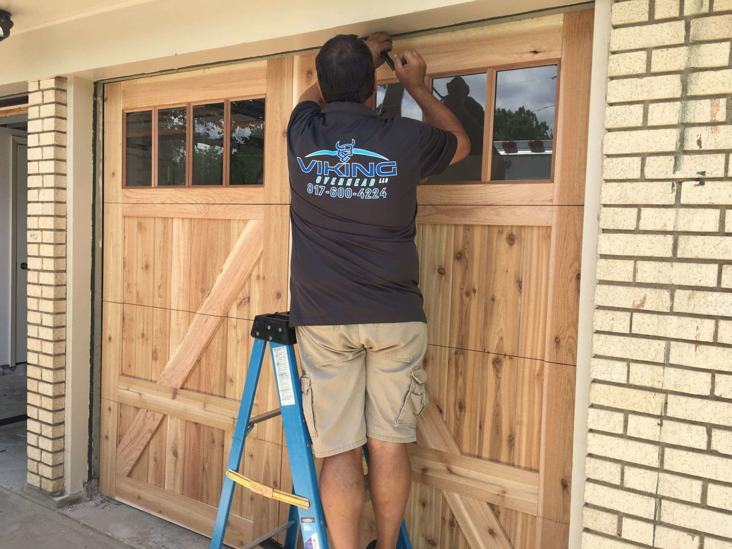Residential Garage Door Repair